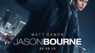 Jason Bourne di Paul Greengrass, con Matt Damon