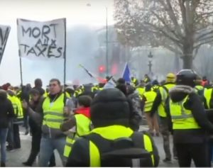 Gilets Jaunes screenshot
